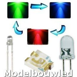 Change Colour Led