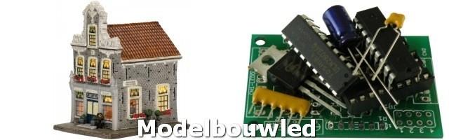 Licht Controller V1.2 Bouw Pakket (Zonder Potmeter)